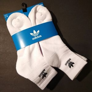 Adidas Moisture Wicking Socks